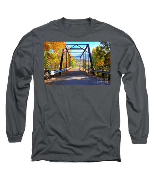 Black Bridge Long Sleeve T-Shirt