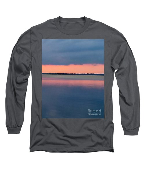 Black Hammock Sunset Long Sleeve T-Shirt