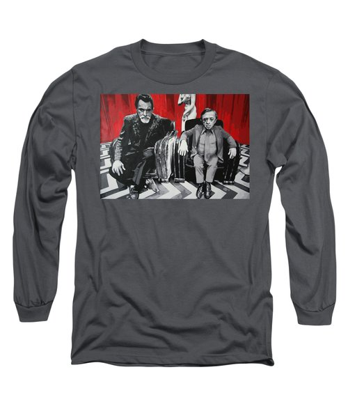 Black Lodge Long Sleeve T-Shirt