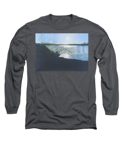 Black Swan Lake Long Sleeve T-Shirt