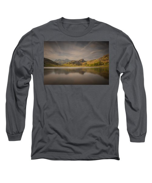 Blea Tarn Lake District Long Sleeve T-Shirt
