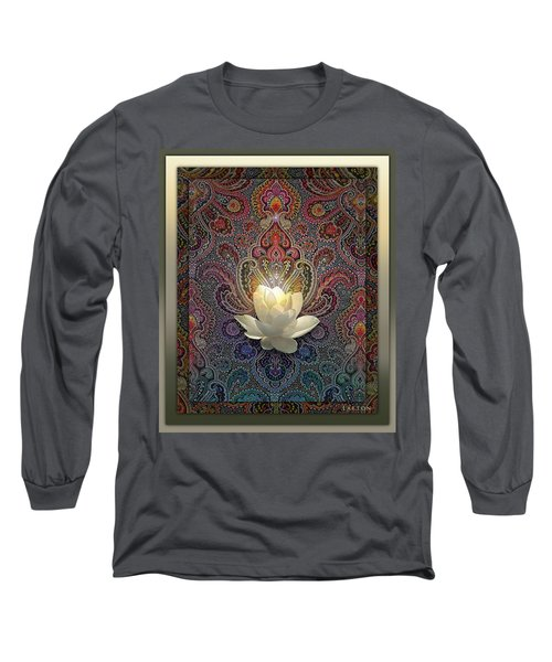 Bloom Long Sleeve T-Shirt by Richard Laeton