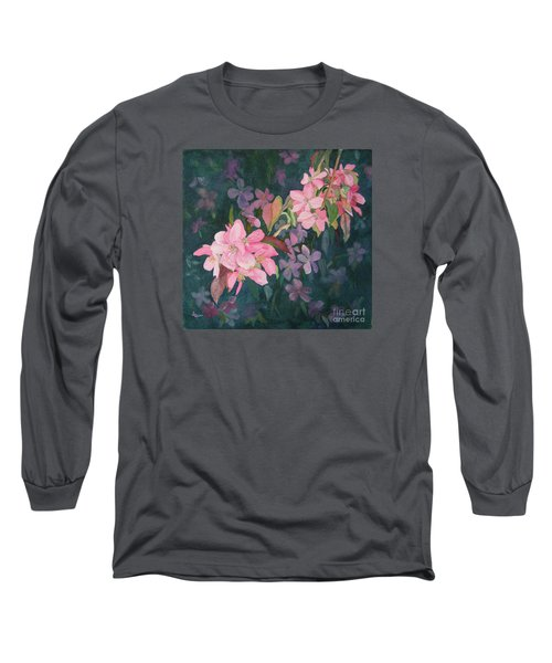 Blossoms For Sally Long Sleeve T-Shirt