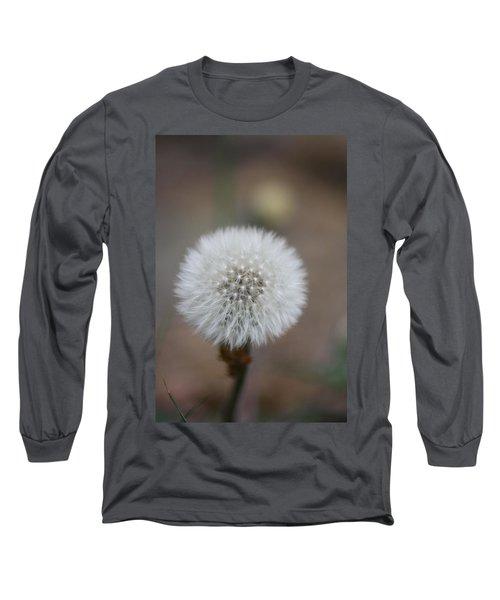 Blow Ball  Long Sleeve T-Shirt by Daniel Precht