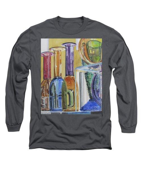 Blown Glass Long Sleeve T-Shirt