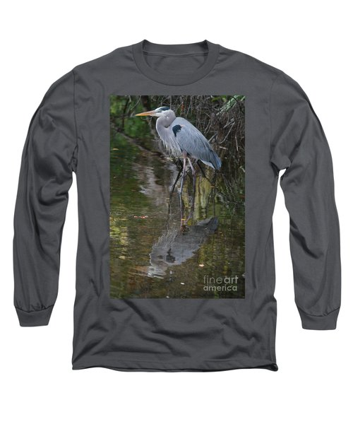 Blue 1212 Long Sleeve T-Shirt