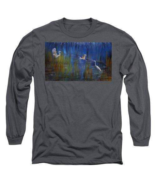 Blue Bayou II Long Sleeve T-Shirt