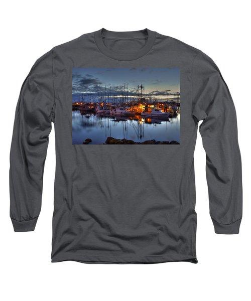 Blue Hour Long Sleeve T-Shirt