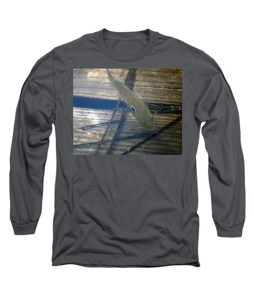 Bluegill On The Hunt Long Sleeve T-Shirt