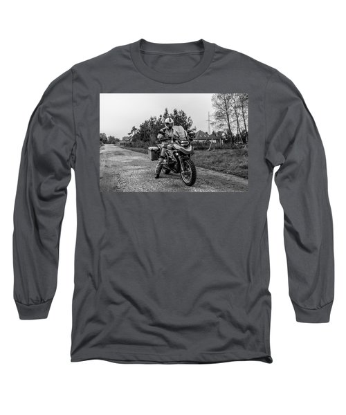 Bmw R 1200 Gs Long Sleeve T-Shirt