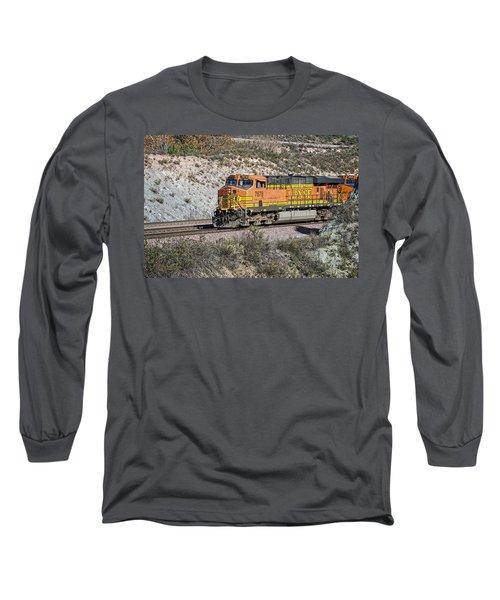 Bn 7678 Long Sleeve T-Shirt by Jim Thompson