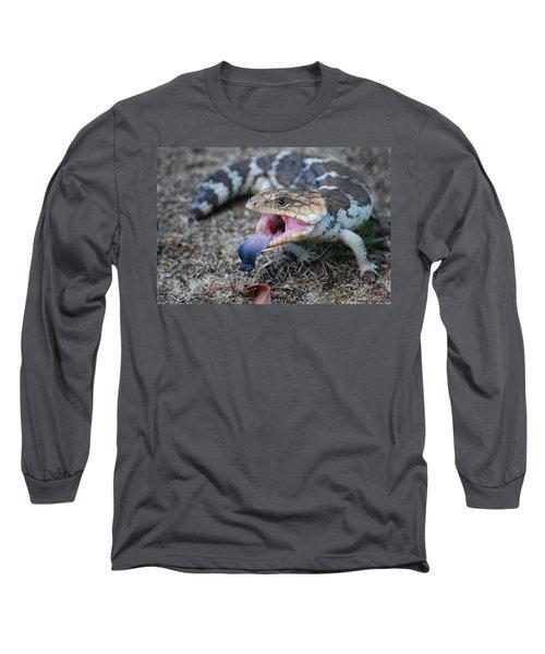 Bobtail Lizard Long Sleeve T-Shirt