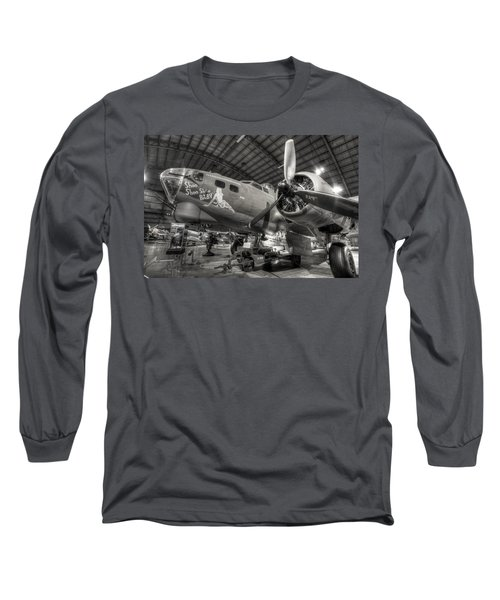 Boeing B-17 Bomber Long Sleeve T-Shirt