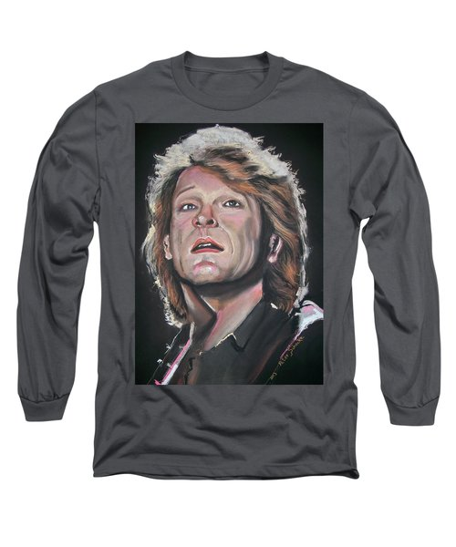 Bon Jovi Long Sleeve T-Shirt