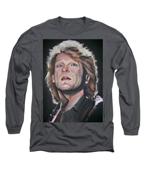 Bon Jovi Long Sleeve T-Shirt