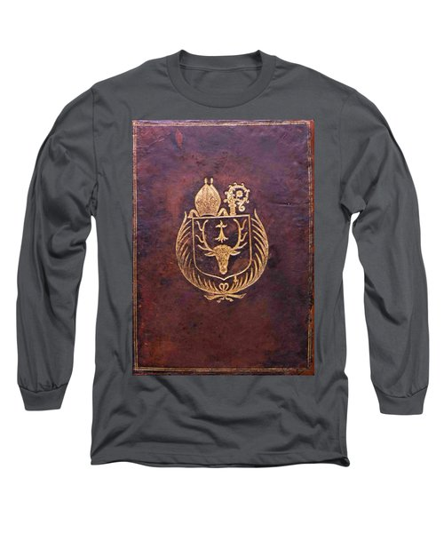 Book Cover Long Sleeve T-Shirt