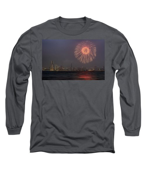 Boom In The Sky Long Sleeve T-Shirt