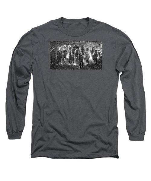 Boss Hoss Long Sleeve T-Shirt
