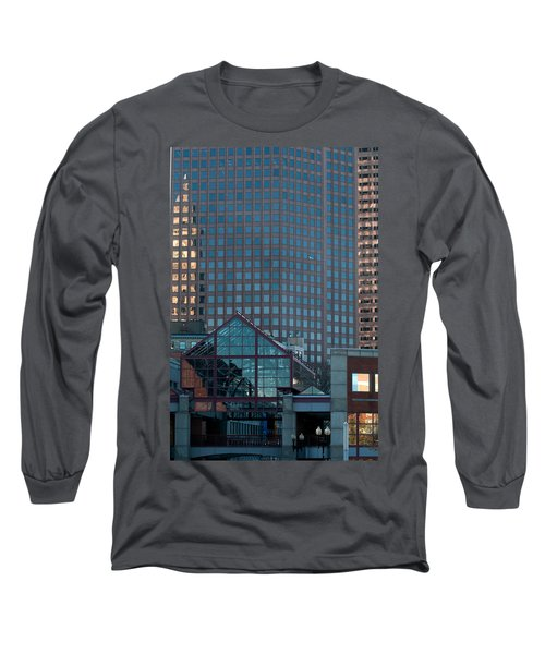 Boston Reflections Long Sleeve T-Shirt