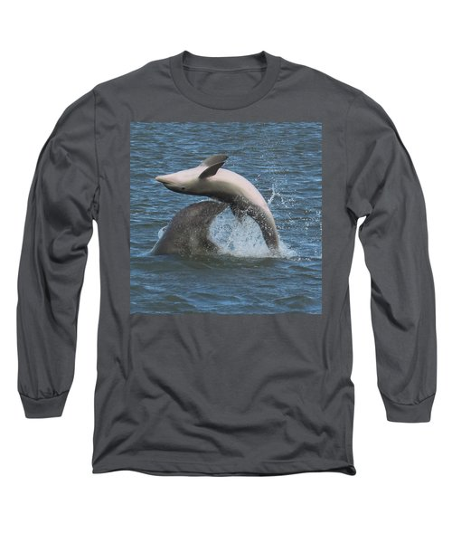 Bottom's Up Long Sleeve T-Shirt