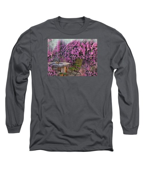 Bougainvillea  Long Sleeve T-Shirt