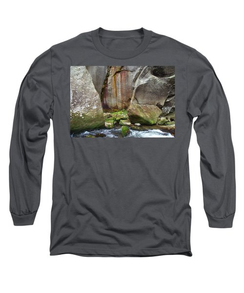 Boulders By The River Long Sleeve T-Shirt
