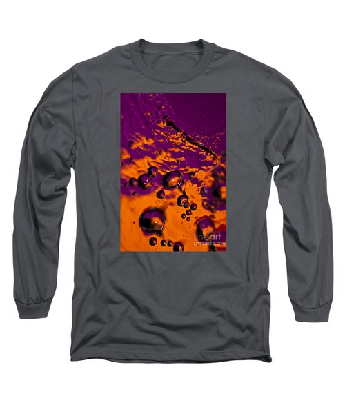 Bourbon Long Sleeve T-Shirt by Anthony Sacco