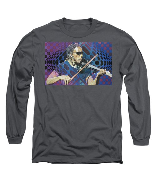 Boyd Tinsley Pop-op Series Long Sleeve T-Shirt