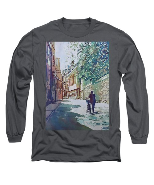Brasenose Lane Long Sleeve T-Shirt