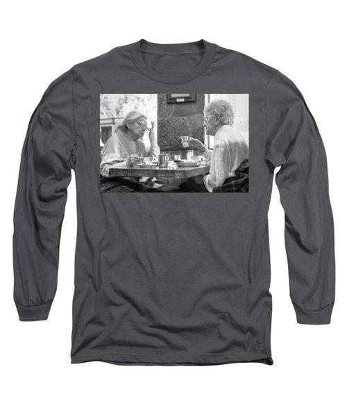 Breakfast Ladies Long Sleeve T-Shirt