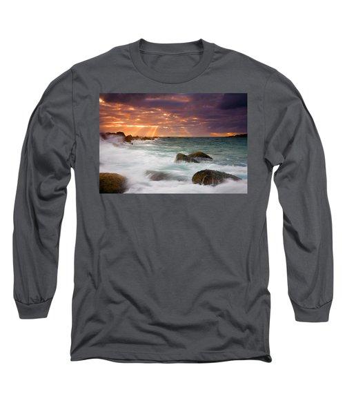 Breathtaking Long Sleeve T-Shirt by Mike  Dawson