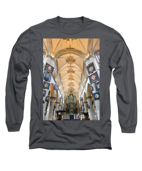 Breda Cathedral Long Sleeve T-Shirt