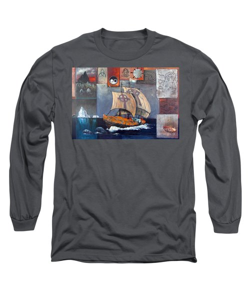 Brendan Voyage Long Sleeve T-Shirt