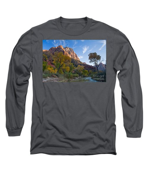 Bridge Mountain Long Sleeve T-Shirt