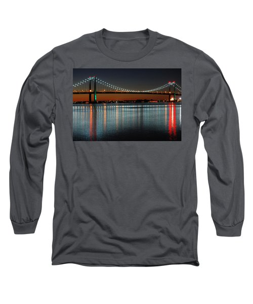 Suspended Reflections Long Sleeve T-Shirt