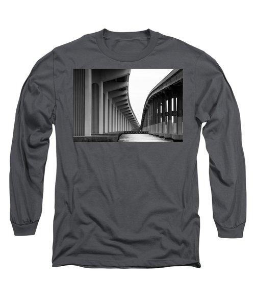 Bridge To Nowhere Long Sleeve T-Shirt