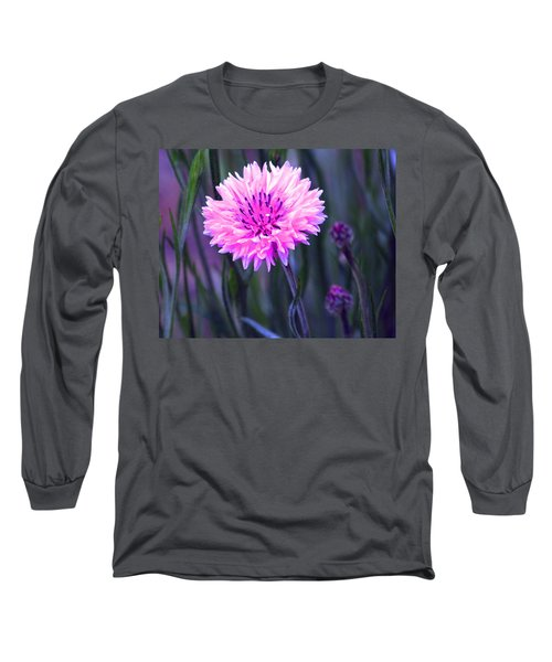 Brilliant Button Long Sleeve T-Shirt