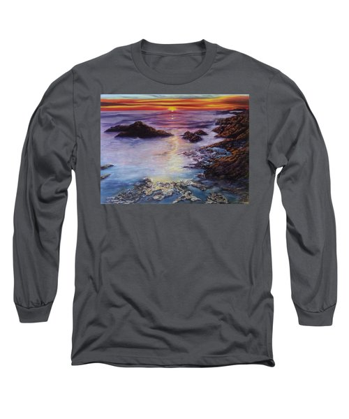Brilliant Twilight Long Sleeve T-Shirt
