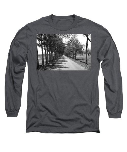 Broken Road Long Sleeve T-Shirt