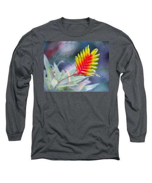 Bromeliad Beauty Long Sleeve T-Shirt