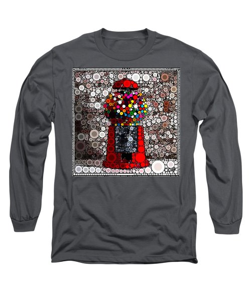 Bubble Gum Goodness Long Sleeve T-Shirt