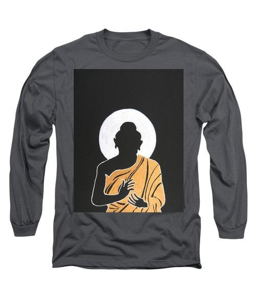 Buddha II Long Sleeve T-Shirt