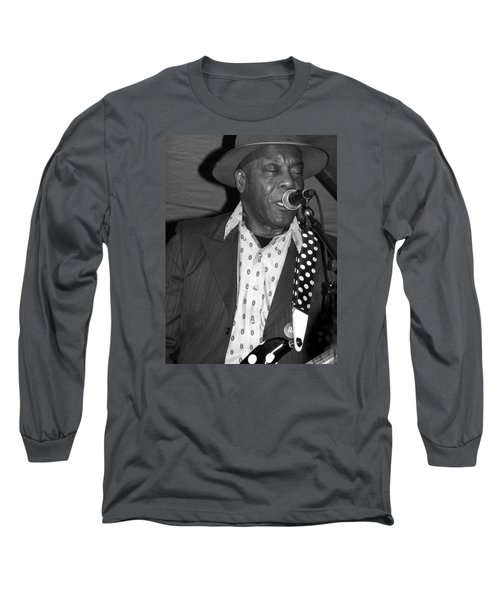 Buddy Guy Sings The Blues Long Sleeve T-Shirt