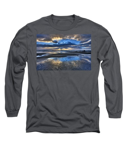 Bue Sky Reflections Long Sleeve T-Shirt