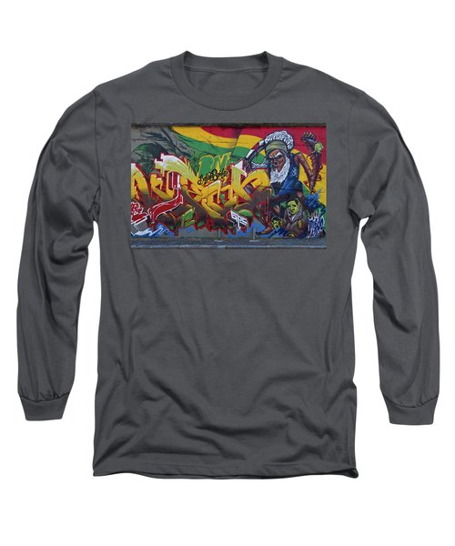 Buffalo Soldier Long Sleeve T-Shirt