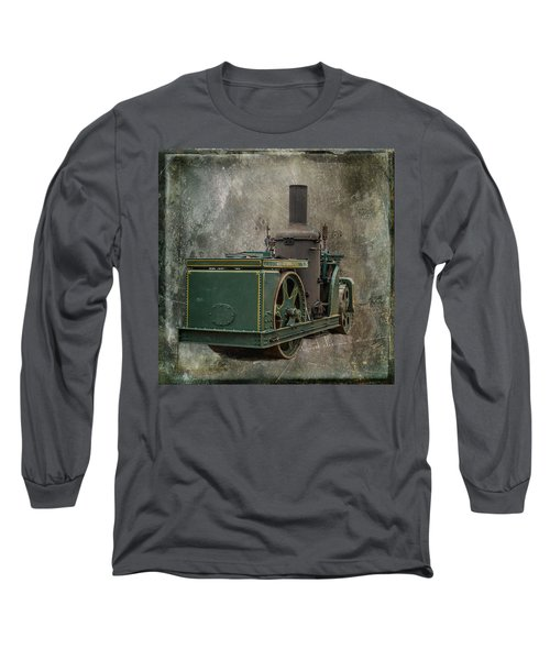 Buffalo Springfield Steam Roller Long Sleeve T-Shirt by Paul Freidlund