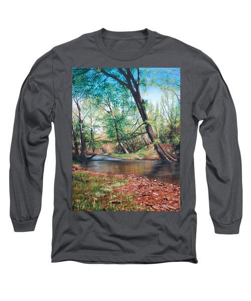 Bull Creek Long Sleeve T-Shirt