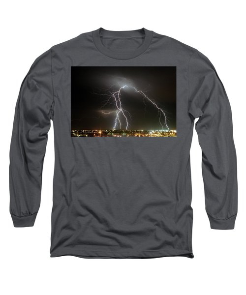 Bunbury Lightning Long Sleeve T-Shirt