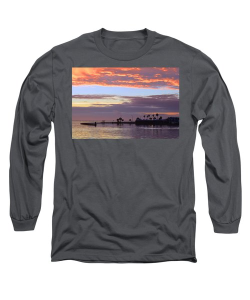 Burning Sky Long Sleeve T-Shirt