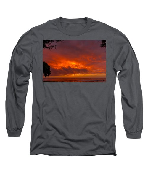 Bursting Sky Long Sleeve T-Shirt